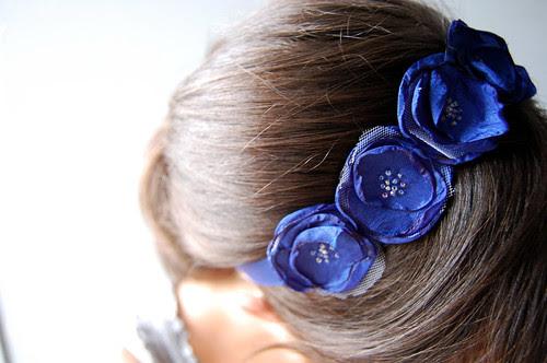 the rosebud headband