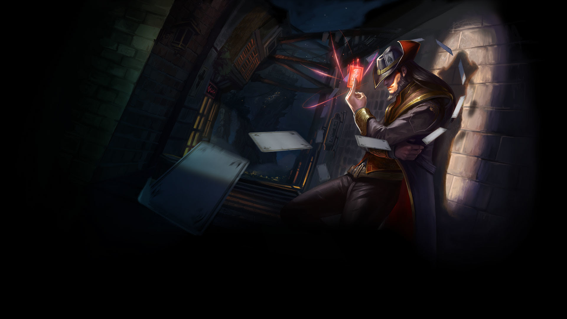 Twisted Fate Background 66 Images