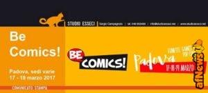 Tutte le mostre di Be Comics!
