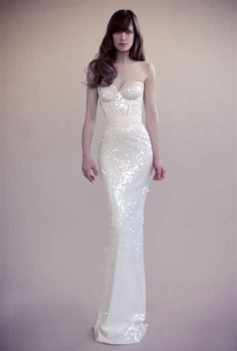 1000  ideas about White Sequin Dress on Pinterest   Sequin