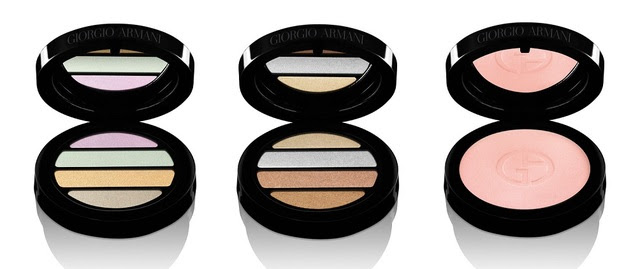Luce Makeup Collection de Armani 2012