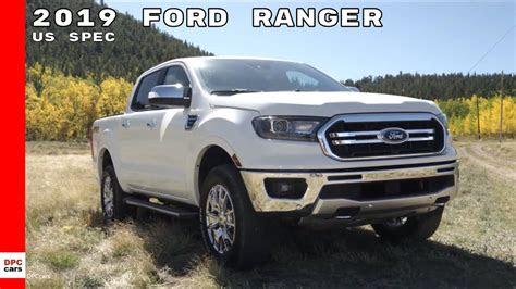 ford ranger horsepower  cars review