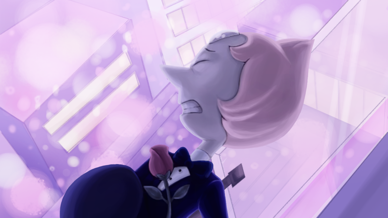 A repaint from last night's episode. (transparent pearl under the cut) [[MORE]]