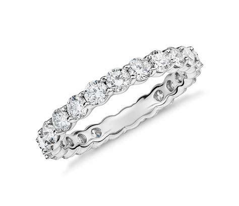 Classic Diamond Eternity Ring in Platinum (2 ct. tw