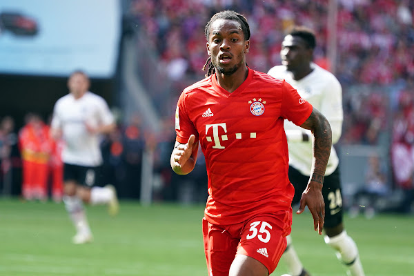 d431064b5 Renato Sanches opens up about how he feels at Bayern Munich