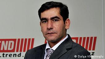 Dalga Khatinoglu Journalist und Eksperte für Iran-Aseri Beziehungen (Dalga Khatinoglu)