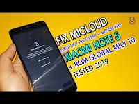Unlock Bypass Micloud Xiaomi Note 5 Pro Whyred Terbaru 2019 Mendukung Anti 4 Miui 10 Gratisss