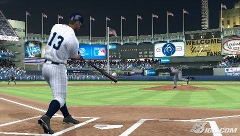 MLB '08: The Show Screenshot