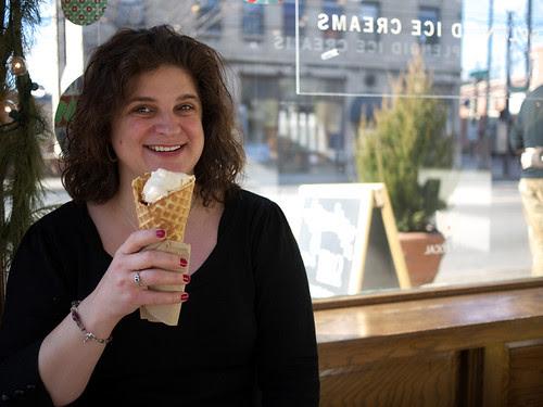 Jeni's Ice Creams C-Bus, Ohio