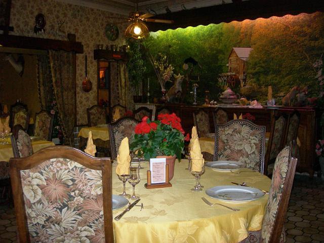 Found Interior Classic Hotel, France Design