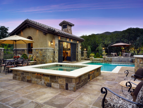 Colorado Tuscan House and Pool