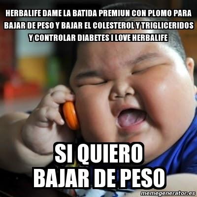 memes cuando quieres bajar de peso