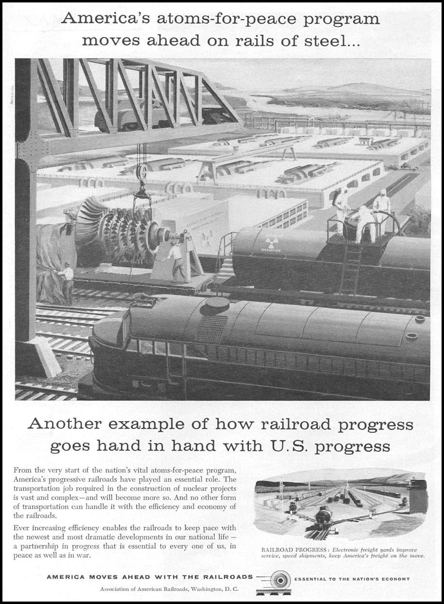 AMERICAN RAILROAD SYSTEM TIME 09/15/1958 p. 89