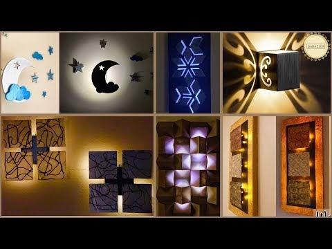 6 Unique Room Decor Ideas| garden diy| craft ideas| room decorating ideas| diy crafts| diy home decor| 2019