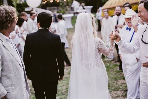"Laguna Beach ""White Wedding""   Stop And Stare Events"