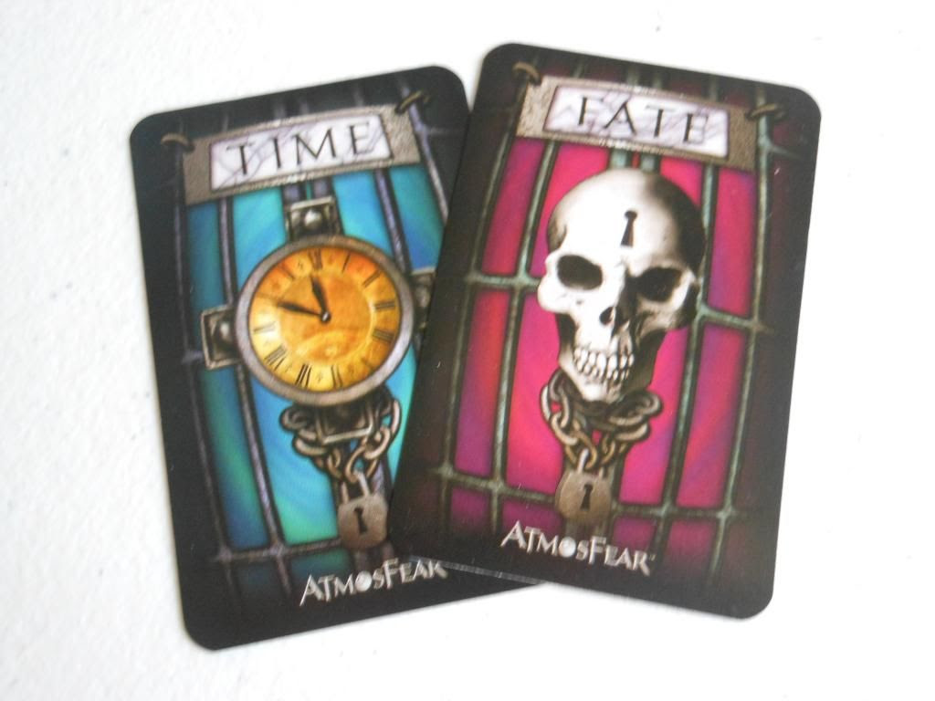 Atmosfear game cards