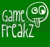 GAME FREAKZ