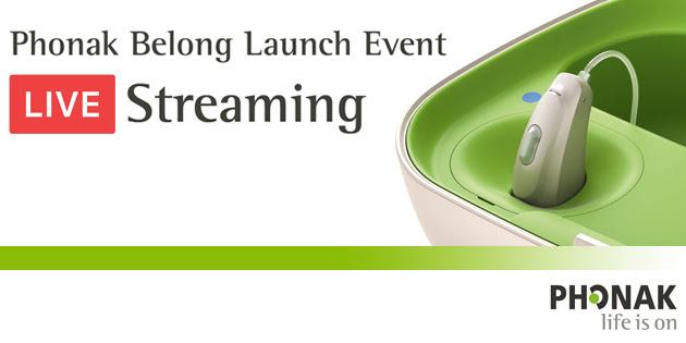 Phonak international launch