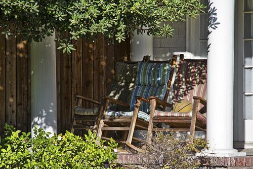 Porch rockers
