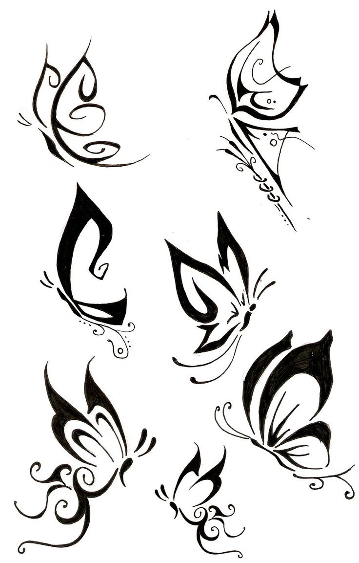 Tribal Flower Tattoo Design Flowers Healthy