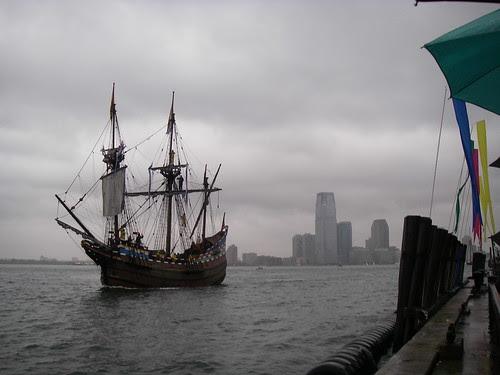 NY Harbor Blessing of the Fleet 2009 071