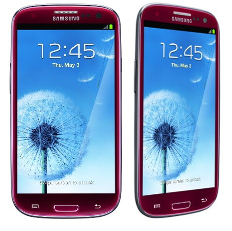 DNP AT&T scores red Galaxy S III, preorders start July 15th