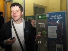 Čekovací muzejní noc v Brně, 14. 5.2011