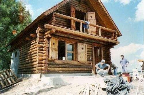 Casas de madera prefabricadas casa alpinas precios for Precios de cabanas prefabricadas