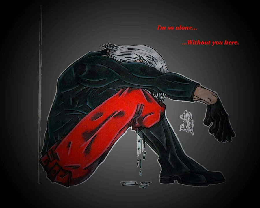 Devil May Cry Anime Images Im So Alone Hd Wallpaper And