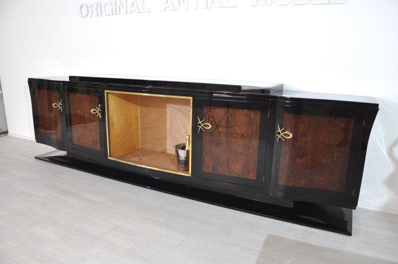 Luxurious XXL Art Deco Sideboard from France  eBay