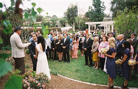 Autumn Backyard Wedding: Brittany   Mike   Green Wedding