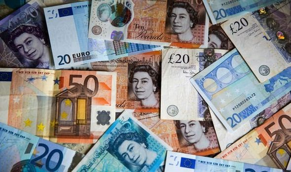 Pound euro exchange rate: GBP/EUR falls despite unexpectedly upbeat UK inflation