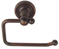Emtek Brass Bar Toilet Paper Holder Shop Bathroom Hardware At