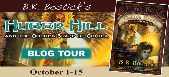 Huber Hill 3 blog tour