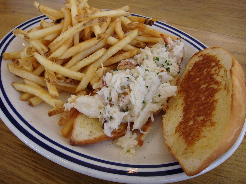 The Crab Roll