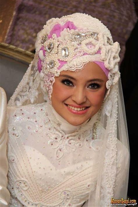nikah hijab cewekcowokcom foto  ide model jilbab