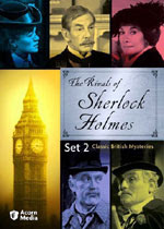 Rivals of Sherlock Holmes: Set Two, a Mystery TV Series
