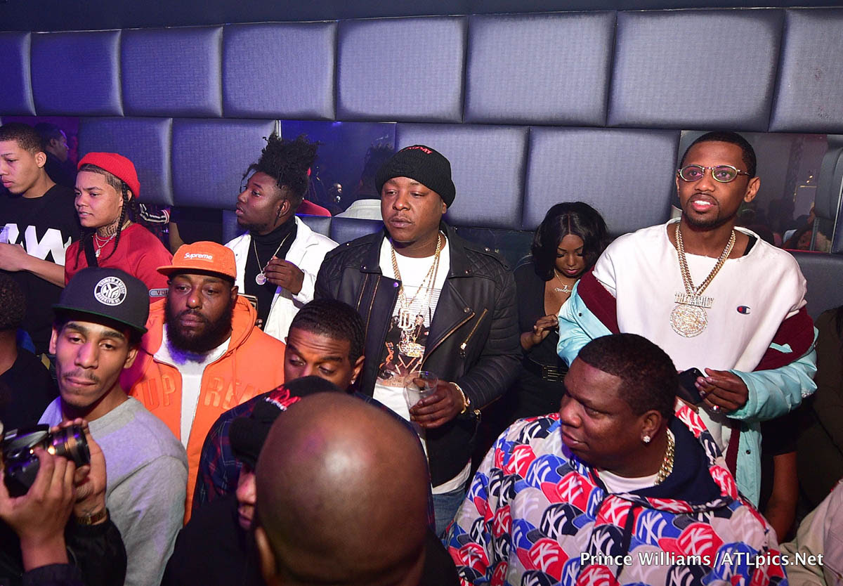 PICS: Fabolous, Jadakiss, Young M.A., Keke Wyatt, Mr. Ruggs at SL Lounge