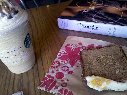 Gingerbread Frap & Loaf