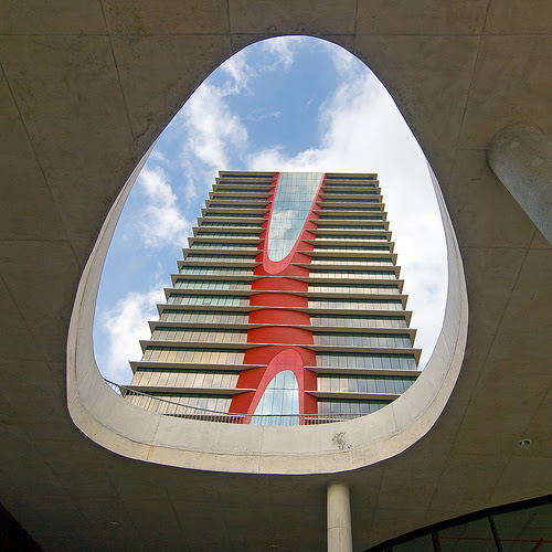Torre Realia, Barcelona, Spain