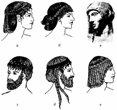 Картинки по запросу історія розвитку перукарського мистецтва