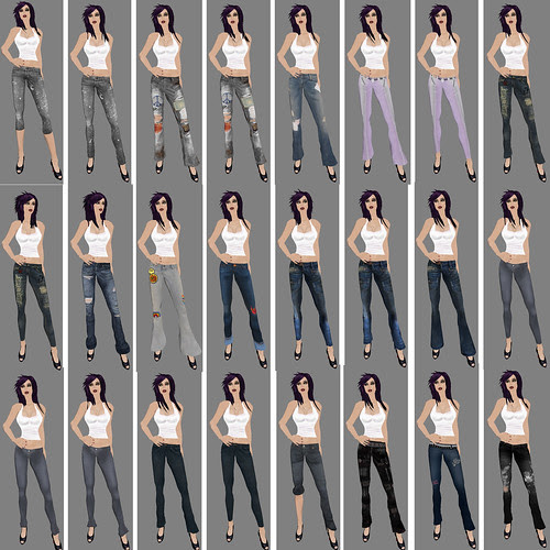 Them Jeans: What's In My Closet! [2]