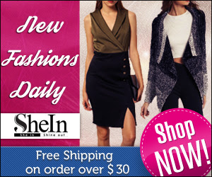 New fashions added daily at SheIn.com