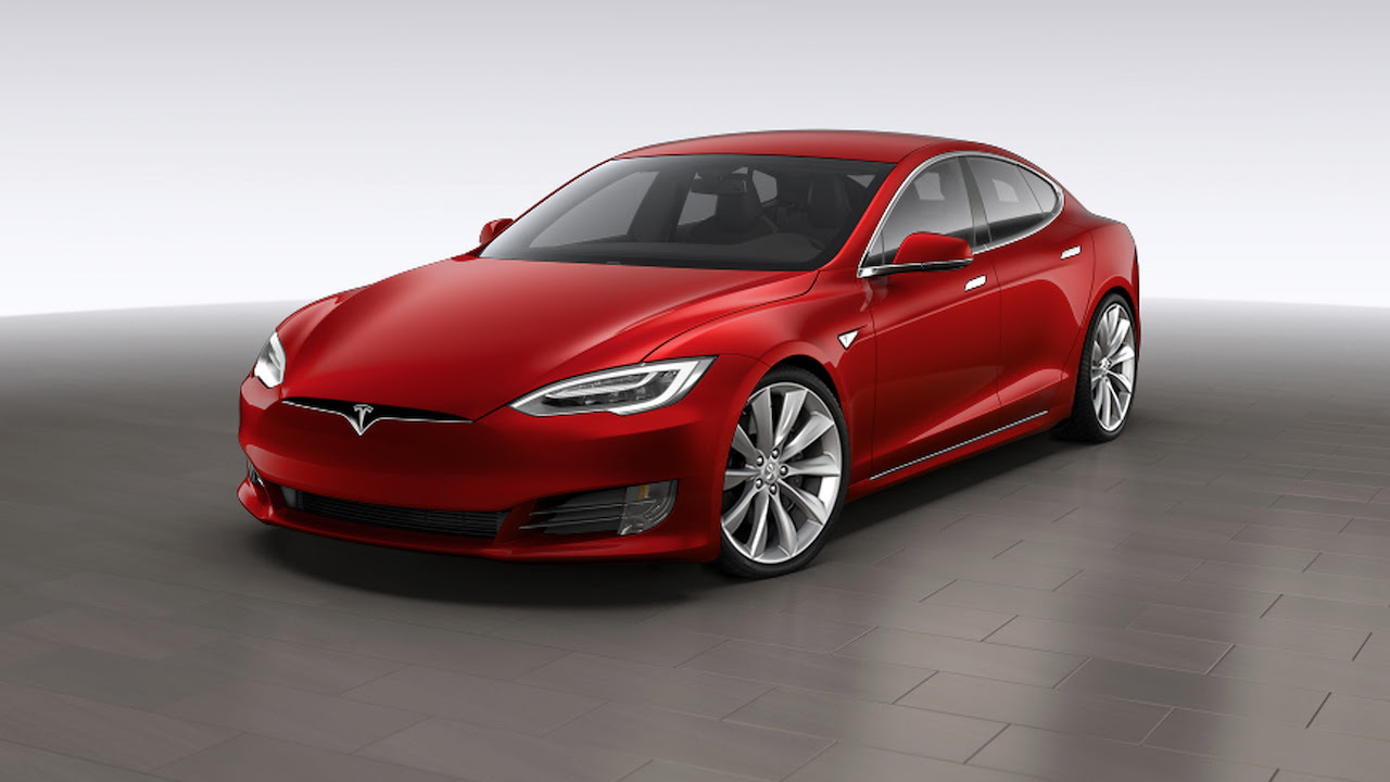 Tesla Motors Does Away With The Grille On The Model S For