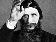 Photograph of Grigori Efimovich Rasputin