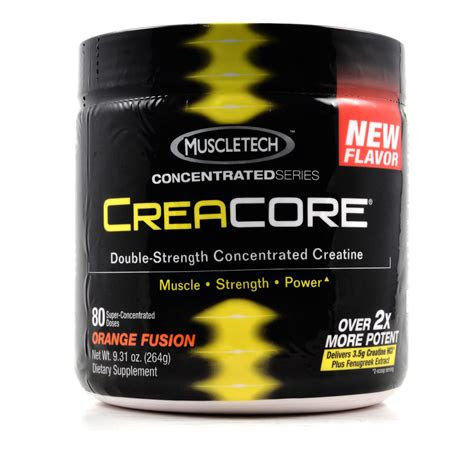 muscletech concentrated series creacore creatine review