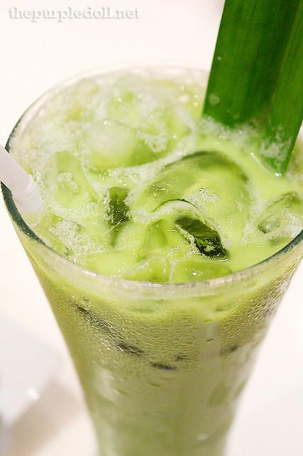 Thai Green Tea (P110)