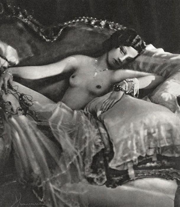 Необычная эротика от Studio Manasse.  Вена, 1920-30-е (+18)