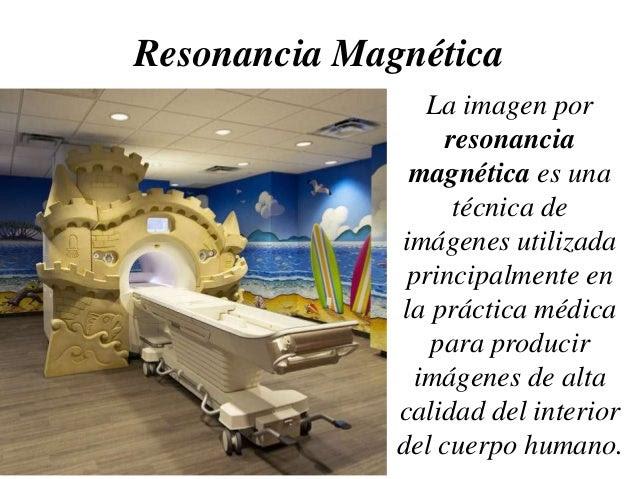 Resonancia magnética multiparamétrica Resonancia magnética dónde hacerlo en Campania