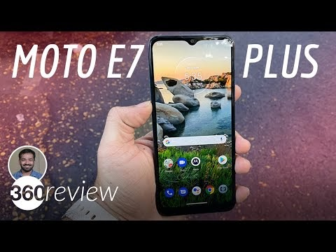 Moto E7 Plus Review: Does a 48MP Camera and Snapdragon 460 SoC Make This a Fantastic Budget Phone?